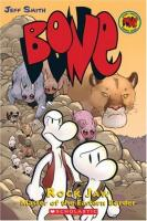 Bone Volume 5: Rock Jaw: Master of the Eastern Border
