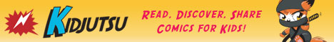 Read kids comics at Kidjutsu